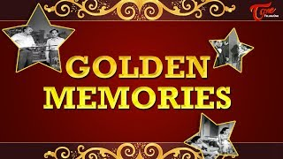 Golden Memories From Old Telugu Movies | NTR, ANR, SV Ranga Rao - TELUGUONE
