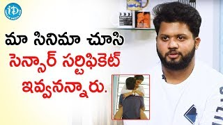 We faced a lot of issues with censor board - Varun | Talking Movies With iDream | Bhargav - IDREAMMOVIES