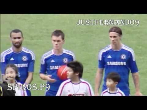 Fernando Torres - My Chelsea Pre-season! 2011/2012 is MY season!