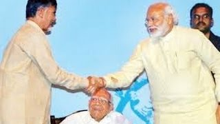 Narendra Modi to share dais with Chandrababu Nadu in Andhra Pradesh rally - TIMESNOWONLINE