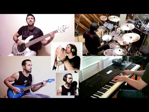 Dream Theater - As I Am (Train of Thought) - SPLIT-SCREEN COVERS - VRA! - #4