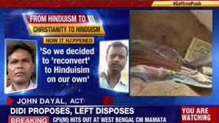 7 Hindus families reconverts to Hinduism in Aligarh, UP - NEWSXLIVE