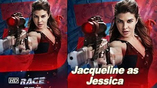 Dangerous Jacqueline as Jessica in RACE 3 | FIRST LOOK - IANSINDIA