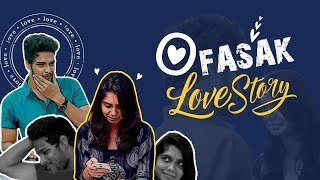 Fasak Love Story | Telugu Short Film | Telugu Latest Funny Love Short Film - YOUTUBE