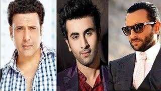 Bollywood News in 1 minute - 26/08/2014 - Ranbir Kapoor, Saif Ali Khan, Govinda