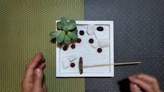 Casa dos Aposentados/as: Minijardim Zen com Evelyn Santos.