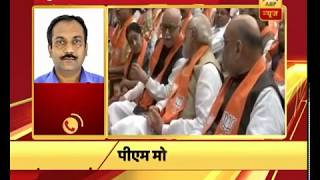 Will win hearts by winning 2019 Elections: Narendra Modi - ABPNEWSTV