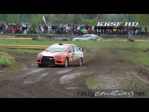 Rally Talsi-2012 (Day 1)