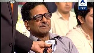 Watch full GhoshanaPatra with INLD leader Abhay Chautala - ABPNEWSTV