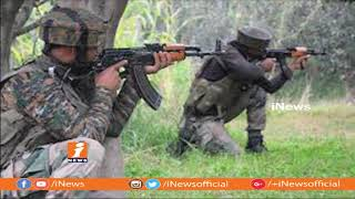 Gun 5 Extremists and 3 Jawans Lost Life In Confront During Chhattisgarh Elections | iNews - INEWS