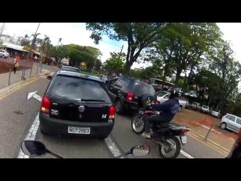 [Motovlog B4R TV] CBR 250R # Rolê de Mini Esportiva! (+ um acidente)