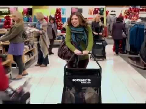 Kohl's Black Friday ad ft. Rebecca Black