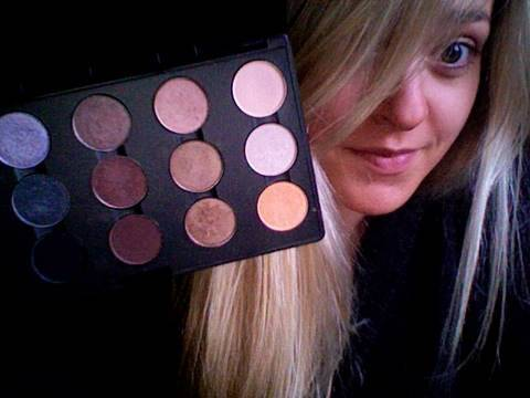 My MAC Eyeshadow Palettes