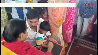 Vasantha Panchami Celebrations in Basara | Saraswati Temple | Telangana | CVR NEWS - CVRNEWSOFFICIAL