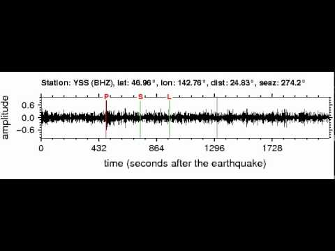 YSS Soundquake: 9/27/2011 15:06:07 GMT