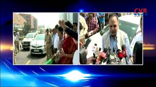 New Flyover Inaugurated at Mindspace Hyderabad | Sk Joshi Chief Secretary Telangana | CVR NEWS - CVRNEWSOFFICIAL