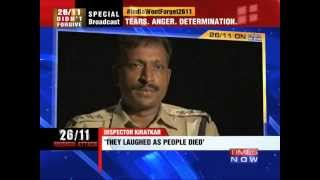 Mumbai 26/11 terror attack- 'They laughed as people died' - TIMESNOWONLINE