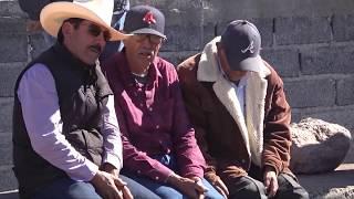 Coleaderos en Órganos (Fresnillo, Zacatecas)