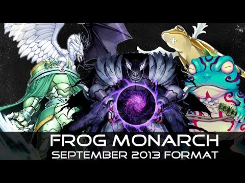 Deck Profile : Frog Monarch September 2013 Format !