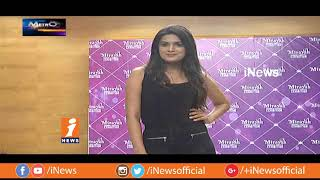 Models Ramp Walk At Mirayah Fashion And Lifestyle Exhibition Poster Launch | Metro Colours | iNews - INEWS