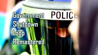 Royalty Free :Government Shutdown Loop Remastered