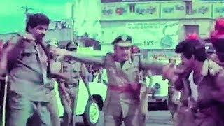 Balakrishna Beating His Senior Police Officer - LEHRENTELUGU