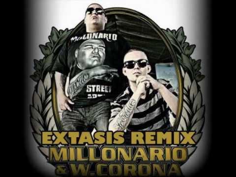 éxtasis remix-babo & dharius ft millonario & w. corona (CARTEL DE SANTA) 2013