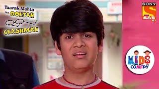 Tapu Scared To Lose Jethalal | Tapu Sena Special | Taarak Mehta Ka Ooltah Chashmah - SABTV