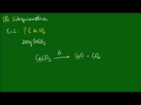 Estequiometria - Aula 2