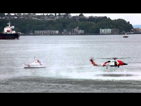 Coast Guard Foundation Search & Rescue Demonstration