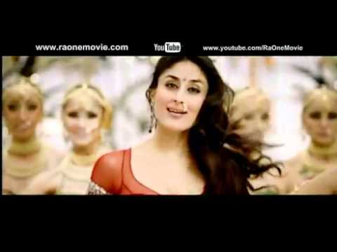 Ra One (2011) - chammak challo teaser video