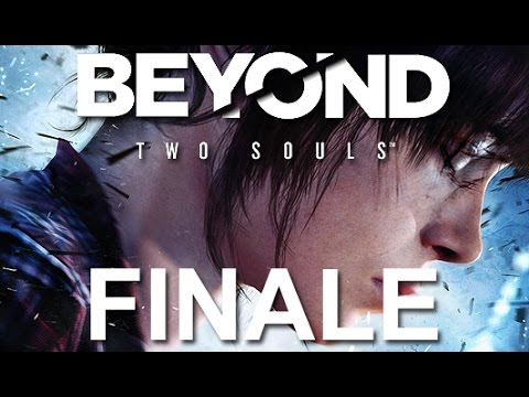 Beyond Two Souls Part 09 - Finale and End Credits Alone Ending | Too Much Gaming
