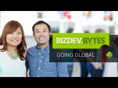BizDevBytes: Going Global