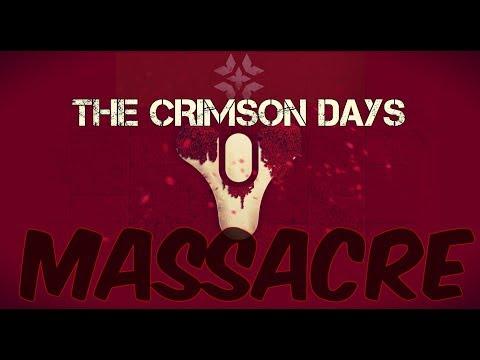The Crimson Days MASSACRE (MOTW)