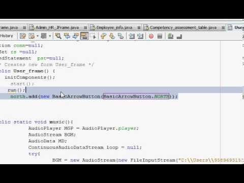 Java prog#121. Show Arrow Shape on JButtons