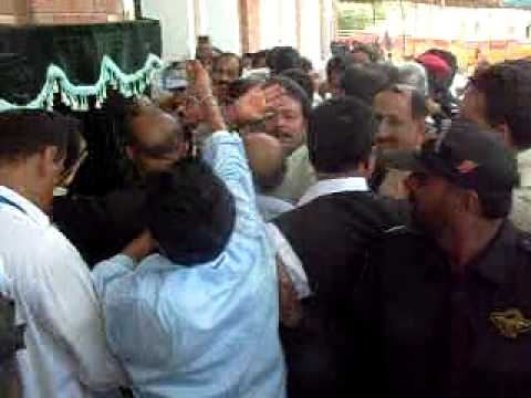 Efftatah Civil Hospital Khairpur By Syed Qaim Ali Shah Part 1