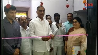 Siddipet MLA Harish Rao Launched Handloom Training Center | Siddipet | CVR NEWS - CVRNEWSOFFICIAL