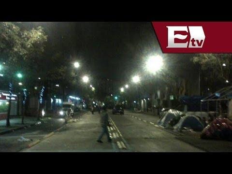 No habrá cerco metálico en Plaza de la República: JGDF / Jazmín Jalil