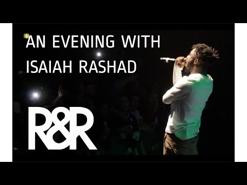 Isaiah Rashad - An Evening With Isaiah Rashad