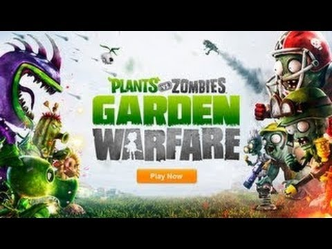 Plants vs Zombies Garden Warfare Gameplay - YouTube