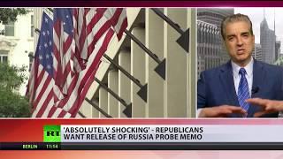 Secret House memo allegedly reveals FBI 'abuse' & anti-Trump bias - RUSSIATODAY
