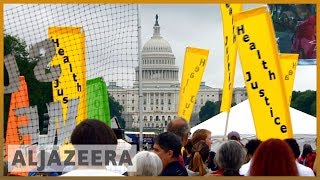🇺🇸 Poor People's Campaign rally in US calls for 'moral revival' | Al Jazeera English - ALJAZEERAENGLISH