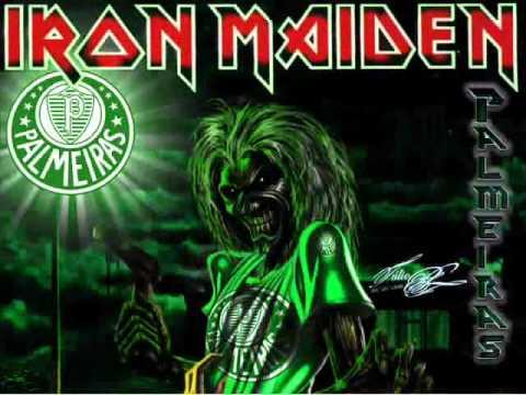 Palmeiras-mancha verde/musica