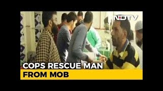 Mentally Challenged Man Beaten Up In Kashmir Over Braid-Chopping Rumours - NDTVINDIA