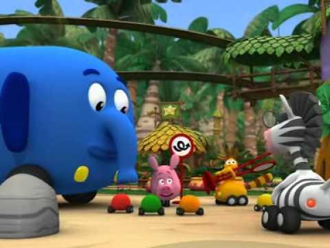 Przystanek dżungla - Sztuczki. Oglądaj w Disney Junior!