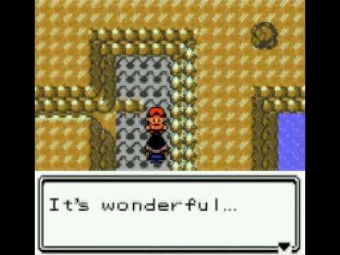 Pokemon walktrough