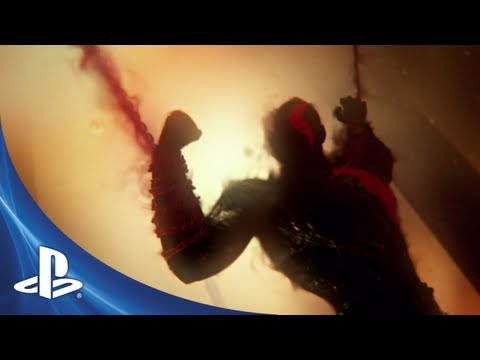 "God of War: Ascensionâ""¢ Announce Trailer"