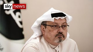 Breaking News: Sky News reveals the remains of murdered journalist Khashoggi have been found - SKYNEWS