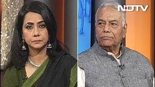 हमलोग: पीएम मोदी पर क्यों हमलावर हैं यशवंत सिन्हा? - NDTV