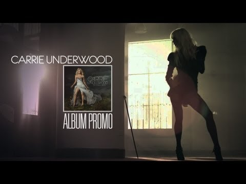Carrie Underwood Blown Away Album Promo